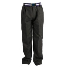 GREY FULL PANT Sr.
